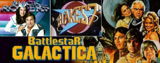 Old Scifi series