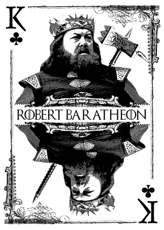 Game of Thrones - Robert Baratheon