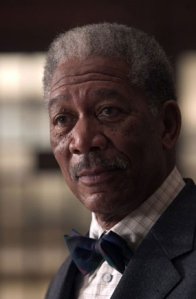 Batman - Morgan Freeman