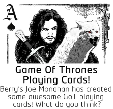 Articles - GOT cards